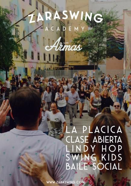 La Placica en Pilares con clases gratuitas