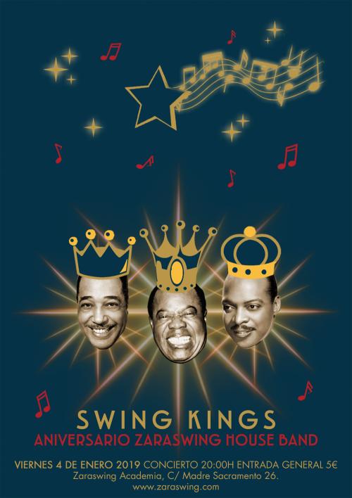 SWING KINGS 2019