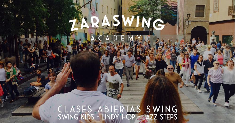 ¡Semana de clases GRATUITAS de SWING!
